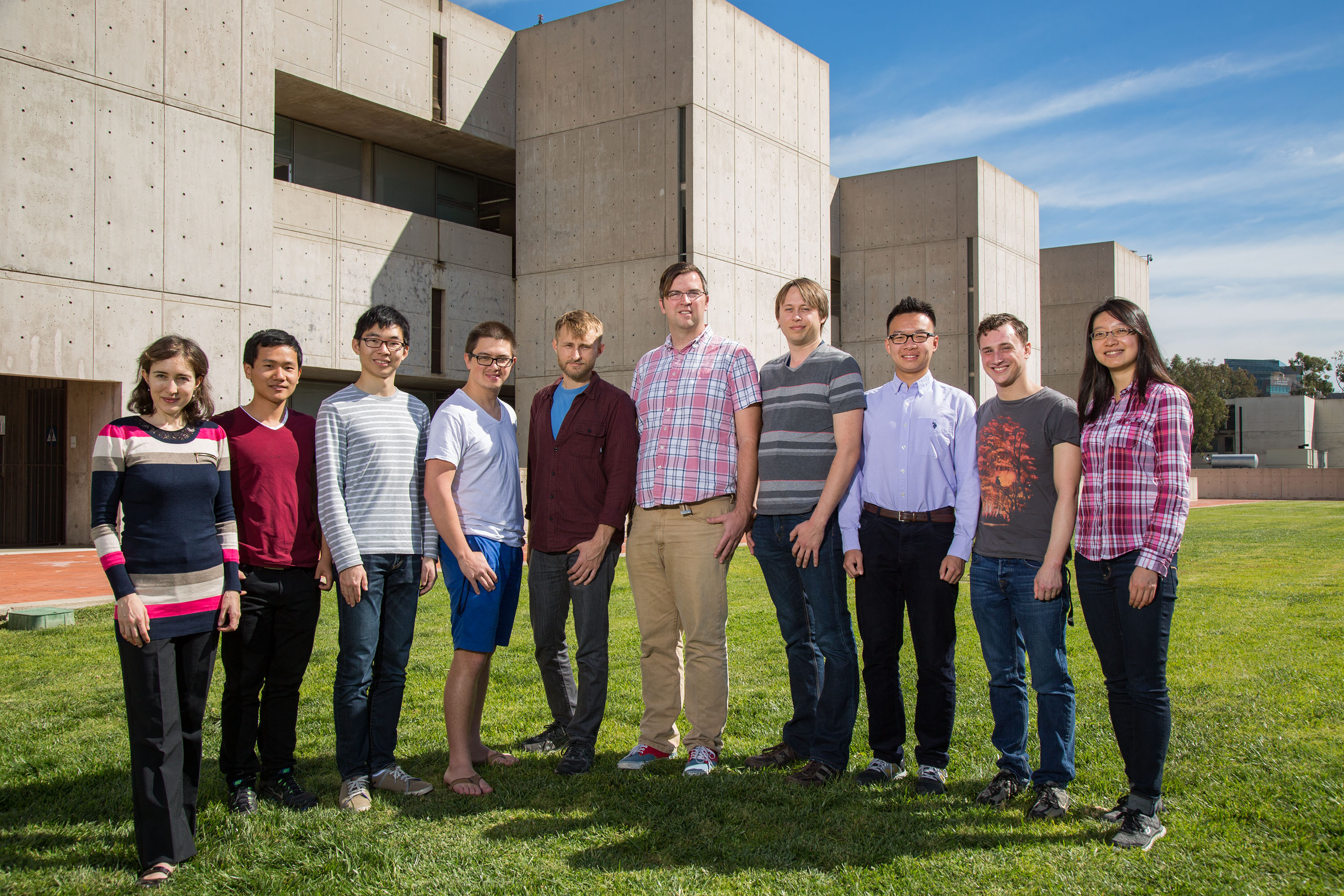 CNL-T 2017 Lab Photo